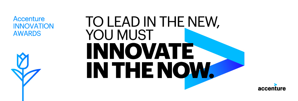 SocialGlass is nominated for the Accenture Innovation Awards 2017