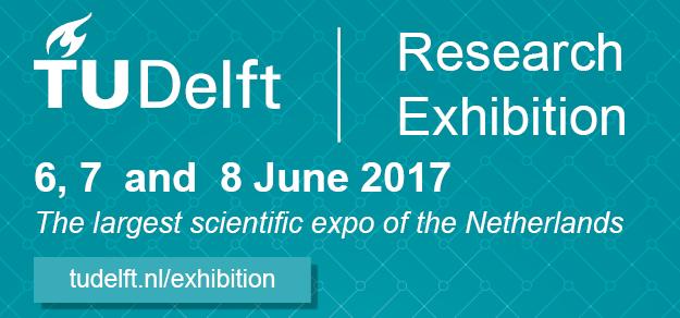 SocialGlass at the TU Delft Research Exhibition